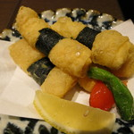 23274159 - 湯葉チーズ揚げ 700円
