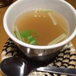 MARFA CAFE - スープ