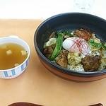 箱館山レストラン・第2ヒュッテ -