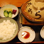 23279263 - 天ぷら煮込み定食