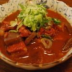 菊川酒蔵 東店 - どて煮