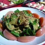 プラチナム - ☆トマトとルッコラのサラダ(#^.^#)☆