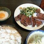 利久 - ランチ牛タン定食