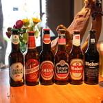 IBIZARTE - スペインビール各種