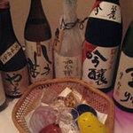 鮨竜 - 北海道の地酒から寿