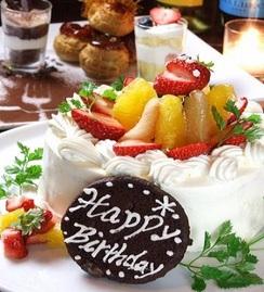 EAU - 誕生日会や女子会、カジュアルな飲み会にも最適です。