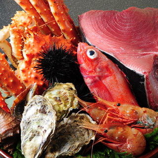 北海道の台所「札幌市中央卸売市場」から毎日直接買い付け