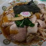 青島食堂 - 800えん 青島チャーシュー最新2013.12