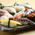 鮨竜 - 北海道産の新鮮な食材を本格かつ気軽に味わえるお店です!