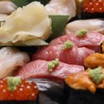 鮨竜 - 北海道産の新鮮なネタを本格かつ気軽にご堪能ください