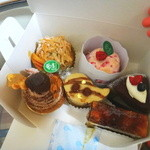 PATISSERIE CHIA - ケーキ達