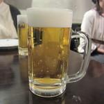 23282166 - 生ビールからスタート