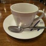 PIZZERIA DA CIBO - 紅茶カップ