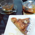 菓子処 典 - タルトと紅茶