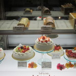 INTIMITE KOSEKI - ホールケーキあり