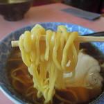 珍来 - ラーメンの麺