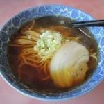 珍来 - ラーメン(醤油)