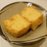 川島豆腐店 - 揚げ出し豆腐