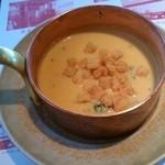 23289956 - コースのスープ