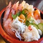 23290817 - 北海丼 2013.12