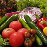 TonTon オンギー - 新鮮な野菜いっぱいです!