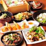 錦場 - 料理写真:様々な創作料理もご用意しております。