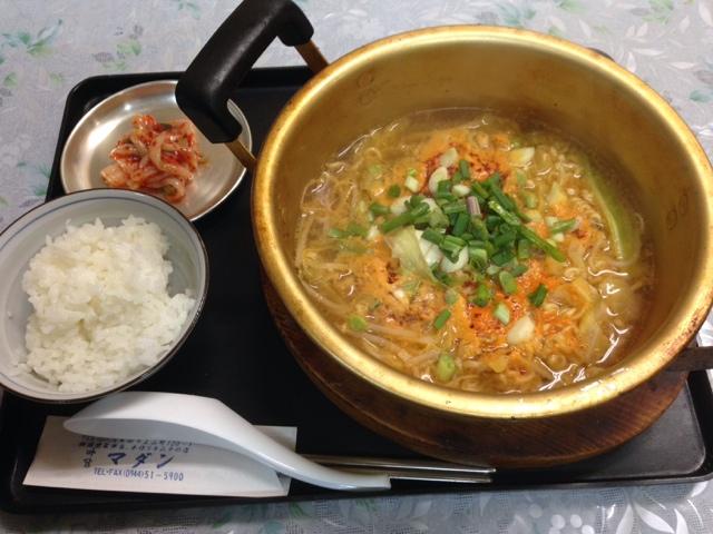 韓国弁当マダン