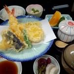 しらはま - 天ぷら定食