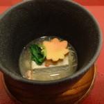 和料理 日和 - カニミソ豆腐