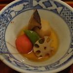 和料理 日和 - 旬の煮炊き野菜