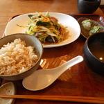 23294103 - 野菜団子の甘酢あんかけ