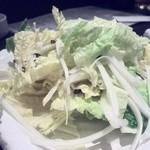 創作酒房 十六夜 - レタスの塩昆布サラダ