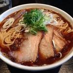 麺屋 とがし - 2013/12/16チャーシュー麺