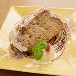 クノップ - シフォンケーキ