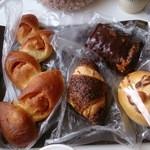 フレッシュコネクション - ☆購入したパン達☆