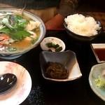 23299406 - 魚汁定食 1000円