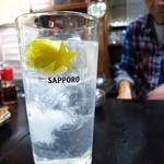 鳴門 - レモンサワー400円