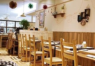 カフェ アクイーユ マルイシティ 横浜