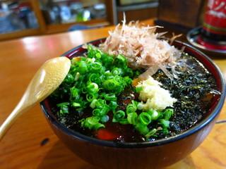 大村バー 本店 - 名物 湯豆腐380円