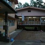 青崎山荘 - お店の外観