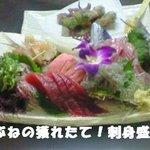 茅ヶ崎 海ぶね 楽園 - お刺身が最高!
