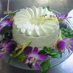茅ヶ崎 海ぶね 楽園 - 予約で手作りバースデーケーキ