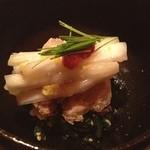 23301177 - 白菜甘酢、スケソウダラの卵和え