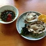 すし角 - 料理写真:からかき