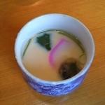 すし角 - 茶碗蒸し