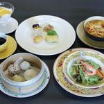 中国料理 唐膳 - 冬の飲茶コース