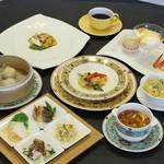 中国料理 唐膳 - 冬のデリシャスコース