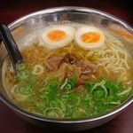 極麺 - 鶏白湯拉麺