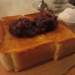 JUHA - マサコのあんトースト