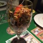 ガラムマサラ - 砂肝ピクルス